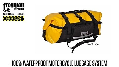 PRODUCT REVIEW: DIRTSACK FROGMAN TAILBAG
