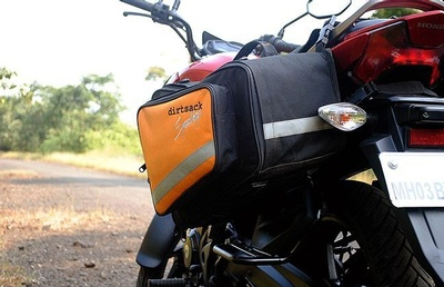 Dirtsack Speed Bags review - Bikedekho.com